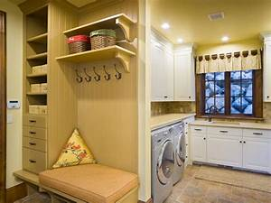 mudroom layout options and ideas hgtv With kitchen colors with white cabinets with family car window stickers
