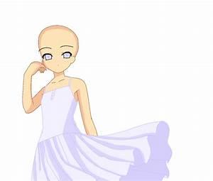 Pretty Dress BASE by GoddessofPixels on DeviantArt