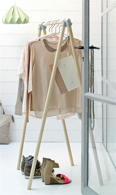 diy clothes rack wonderful clothing rack projects decorating