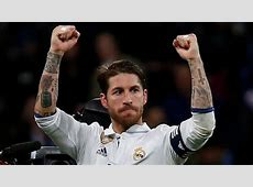 Real Madrid would be third without Sergio Ramos' goals