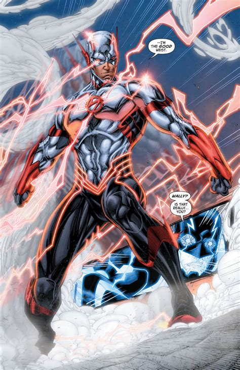 Kid Flash (Wally West II)   The Flash Wiki   Fandom