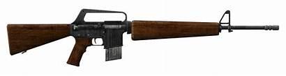 Fallout Rifle Service Army Wood Guns Republic