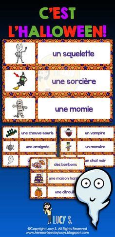 french halloween images halloween teaching