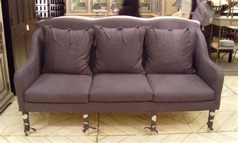 canape dehoussable canapé boudoir déhoussable 180 prof 70 h 110