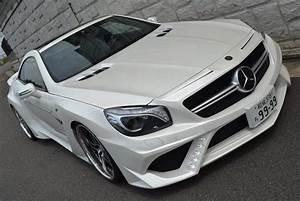Mercedes Gap : vitt mercedes sl63 amg returns in new photos ~ Gottalentnigeria.com Avis de Voitures