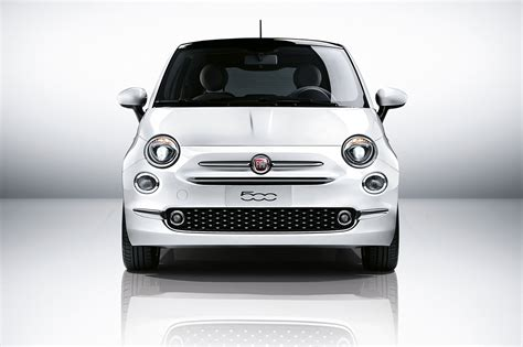 Fiat Car : Fiat 500 2016 Facelift Revealed