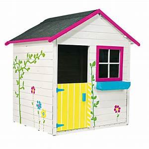 Maison Bois Pour Enfant : cabane bois pour enfant ~ Premium-room.com Idées de Décoration