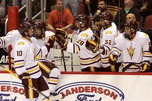 ASU Hockey: Coveted prospect Busch making presence known ...