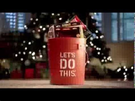 home depot commercial tv commercial the home depot happy holidays let s do gifts youtube
