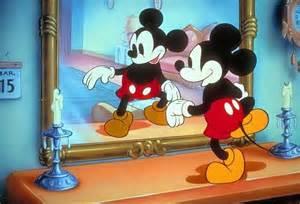 Classic Mickey Mouse Cartoon