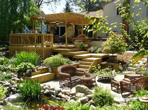 Backyards : More Beautiful Backyards From Hgtv Fans