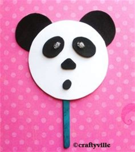 panda crafts for preschoolers 1000 images about panda crafts on panda craft 496