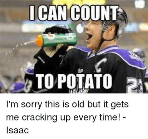 Count To Potato Meme - 25 best memes about i can count to potato i can count to potato memes