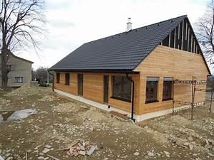 Dřevěná fasáda svépomocí