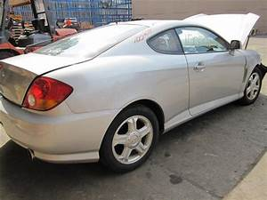 Parting Out A 2003 Hyundai Tiburon - Stock   100509   - Tom U0026 39 S Foreign Auto Parts