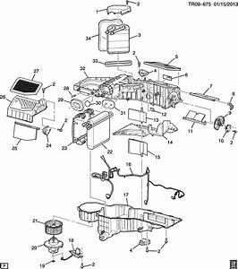2000 Chevrolet Silverado Base Actuator  Air Conditioning