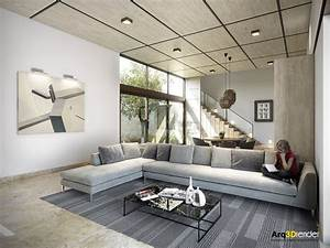 25 modern living rooms with cool clean lines With photos de modern living room