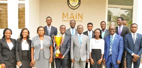 gimpa admission forms 2017 law students of the knust wins the national competition