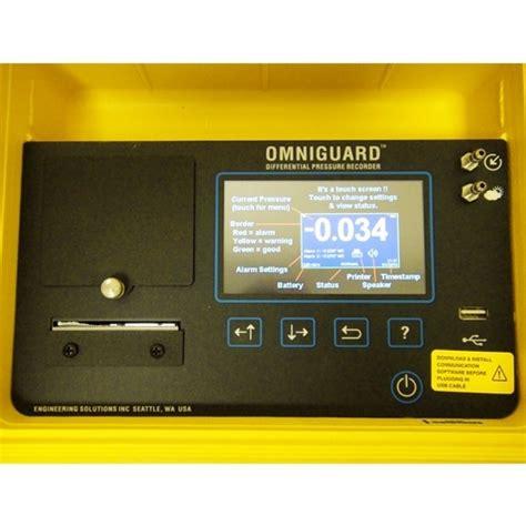 pressure recorder wcellular wireless output zefon
