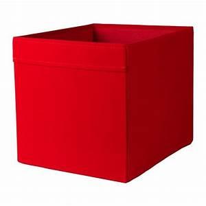 Ikea Box Kallax : ikea drona for expedit and kallax bookcase storage box red ~ Orissabook.com Haus und Dekorationen