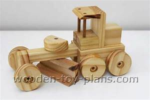 Wooden Construction Toys Free Project Plans Print Ready