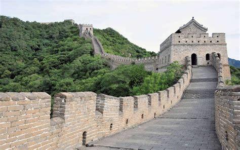 Travel Trip Journey Great Wall Of China China
