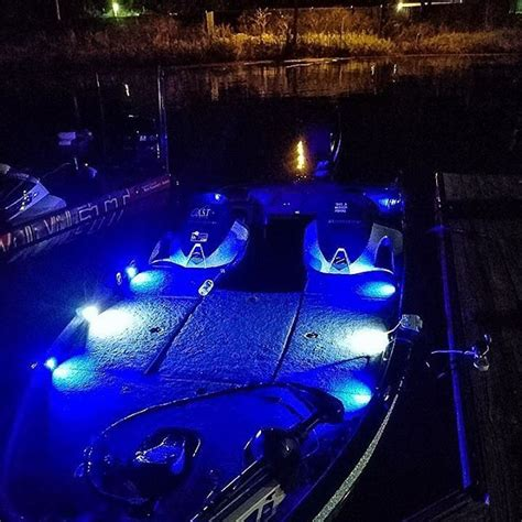 Bass Boat Led Deck Lights by 61 Best Bass Boat Led Lighting Images On Bass