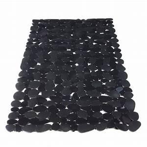 tapis antiderapant de salle de bains accessoires et With tapis de douche antidérapant sur mesure