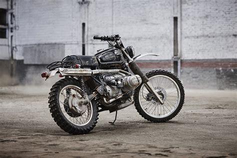 bmw motorcycle scrambler bmw r100 7 scrambler