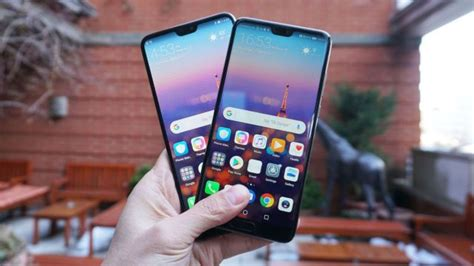 Huawei P20 And P20 Pro Officially Launched - Notch, No ...
