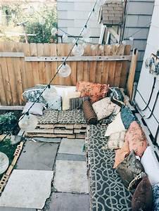 Outdoor Teppich Auf Maß : comment am nager sa terrasse lili in wonderland ~ Indierocktalk.com Haus und Dekorationen