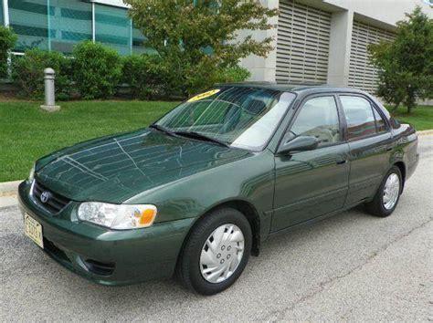2002 Toyota Corolla Le by 2002 Toyota Corolla Le In Wheeling Il Vk Auto Imports