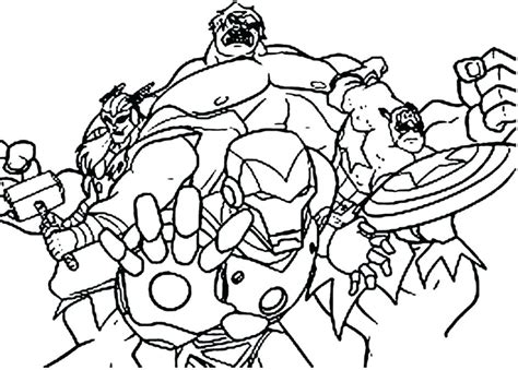 hulkbuster coloring pages at getcolorings com free