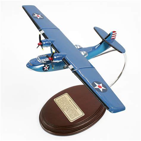 military models  pby  catalina wood model aircraft