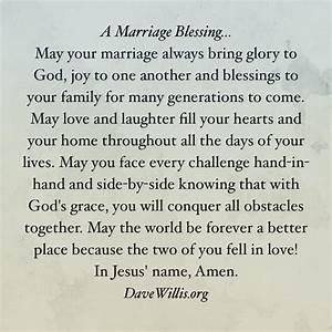 A Marriage Bles... Wedding Spiritual Quotes