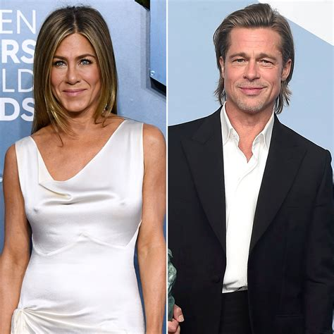 But let's go back to sunnier, happier times when jennifer aniston stood on a bluff in malibu and said. Watch Jennifer Aniston and Brad Pitt Play Which 'Friends ...