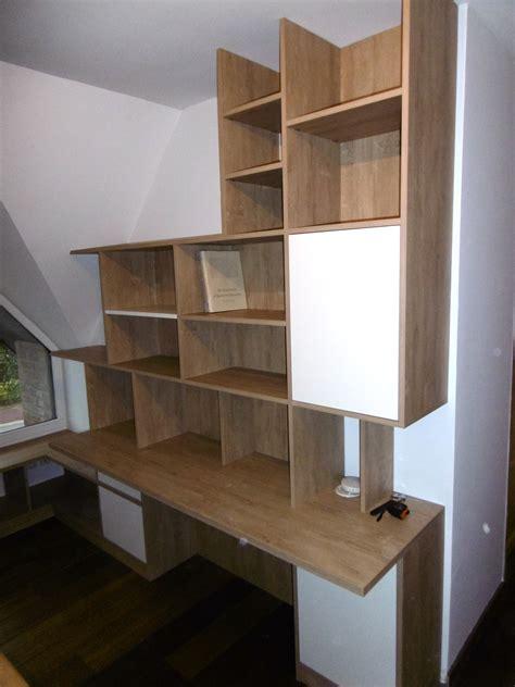 sous pour bureau meuble sous mansarde photos de conception de maison