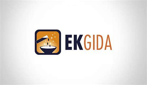 Ek Gıda Logo Tasarım