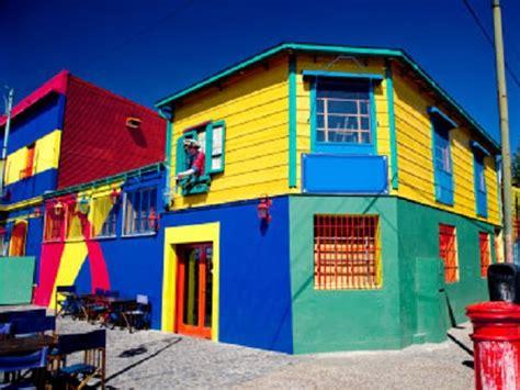 les maisons color 233 es de la boca