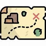Icon Map Treasure Icons Flaticon