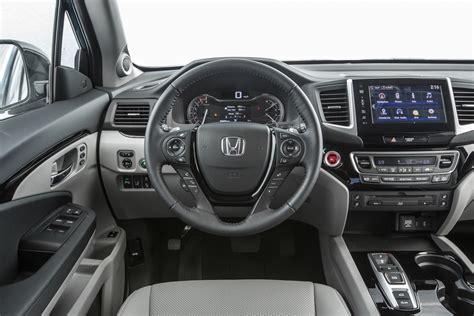 Elite 2016 Honda Pilot Interior