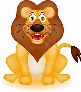 Lion Cartoon Royalty Free Stock Photography - Image: 28312717