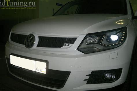 Vw Tiguan Black Rims Abt Volkswagen Tiguan Johnywheels