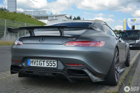 Everything we could dream up. Mercedes-AMG Renntech GT S Edition 1 - 7 February 2018 - Autogespot