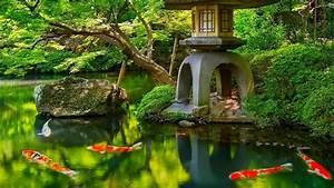 Japanese Garden Wallpaper