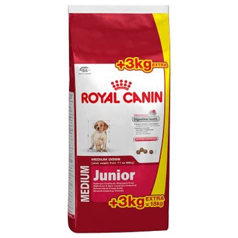 royal canin medium junior royal canin medium junior tanio w zooplus