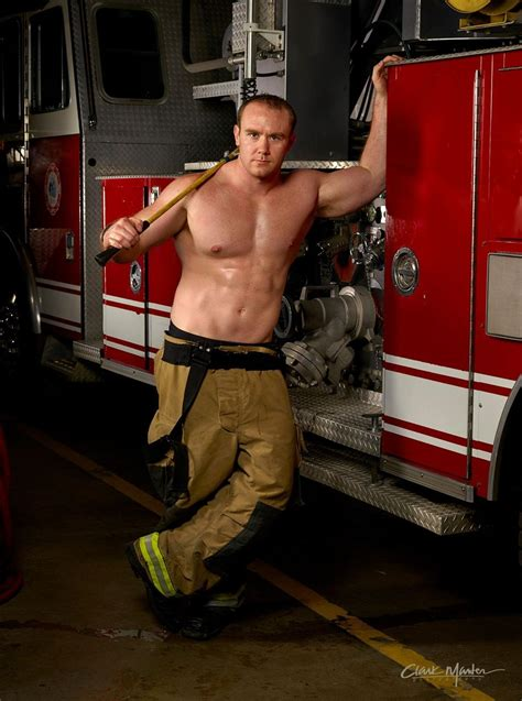 billings firefighters remove  gear  shirts