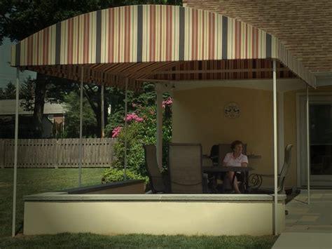 patio cover arched design kreiders canvas service