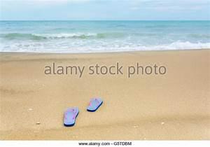 Colorful Flip Flops Sandals Beach Stock Photos & Colorful ...