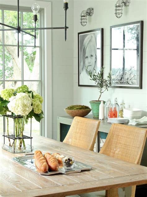 dining room wall decorating ideas 15 ways to dress up your dining room walls hgtv s